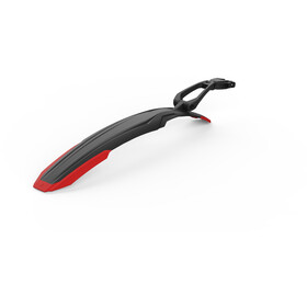 "Cube ACID Vane Pure Guardabarros 27,5"" Trasero, black´n´red"